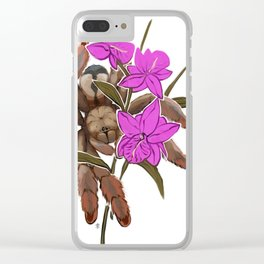 PSALMOPOEUS PULCHER Clear iPhone Case