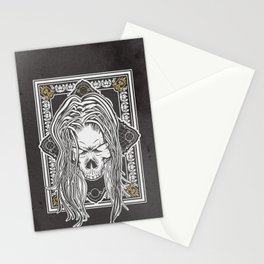 Skull collection : Ola Stationery Cards