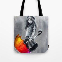 Umbrella Deux Tote Bag