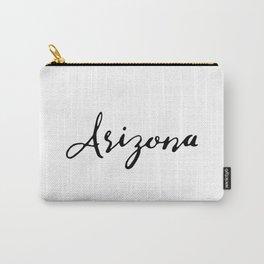 Arizona (AZ; Ariz.) Carry-All Pouch