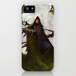 Scavenger Heroes series - 8 iPhone Case