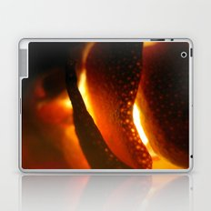 orange skin Laptop & iPad Skin
