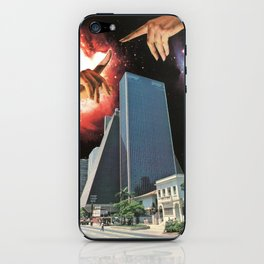 The Coming Of The Celestials iPhone Skin