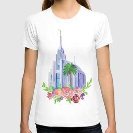 Rome LDS Temple T-shirt