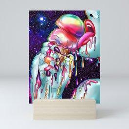 Sweet Galactic Temptation Mini Art Print