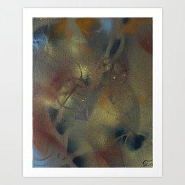 Uji Studies in Being-Time #3 Art Print