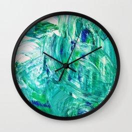 Collaborative Study No. 2 Wall Clock
