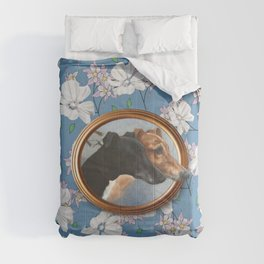 GREYHOUNDS JOKE Comforters