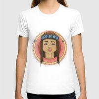 hippy T-shirts featuring Sad Little Hippy by Eevin-Leigh
