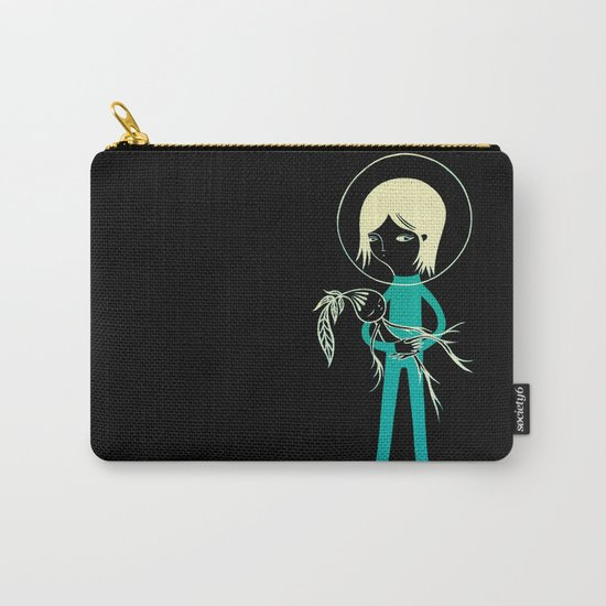 Ziggy Star Dust and Madragora Carry-All Pouch