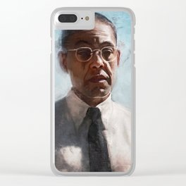 Gus Fring Is Back - Better Call Saul Clear iPhone Case
