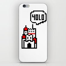 Not A Princess Anymore. iPhone & iPod Skin