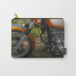 vintage motorbike Carry-All Pouch