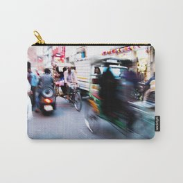 New Delhi Market Carry-All Pouch