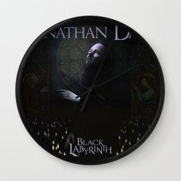 JONATHAN DAVIS BLACK LABYRINTH TOUR DATES 2019 FIZI Wall Clock