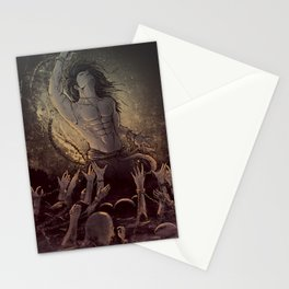 Rise of the Voiceless  Stationery Cards