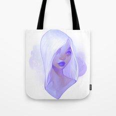 visage - lilac Tote Bag