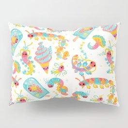 Jelly Polychaete worm Pillow Sham