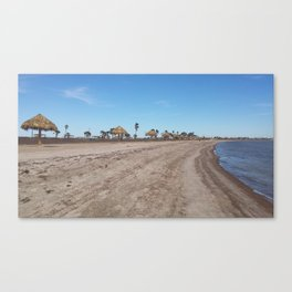 Rockport Beach Canvas Print
