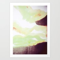 outdoor Art Prints featuring OUTDOOR PLAYGROUND by u t a