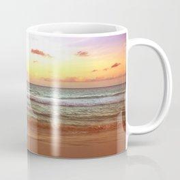 beacH Sunrise Sunset Coffee Mug