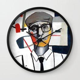 John Rawls (Rational Equilibrium) Wall Clock