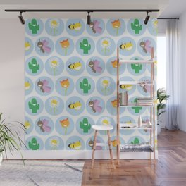 Everything Grows With Love Wall Mural