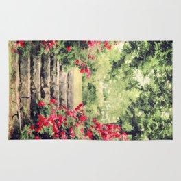 The Rose Garden Rug