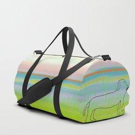 allie's dog Duffle Bag