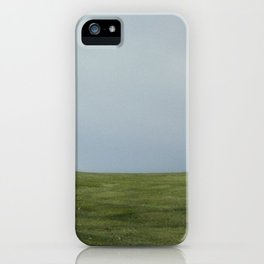 Late Summer Hills iPhone Case