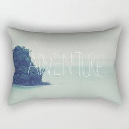 Adventure Island Rectangular Pillow