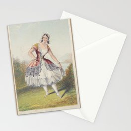 Duran y Ortega Josefa PepitaAdditional Unidentified dance Stationery Cards