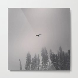 The Crow's Forest Metal Print