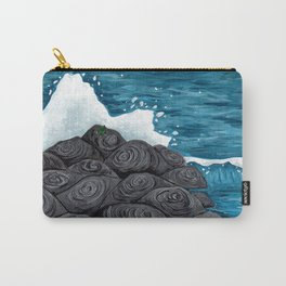 Shore Monster Carry-All Pouch