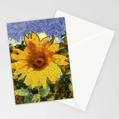 dreams about summer Stationery Cards