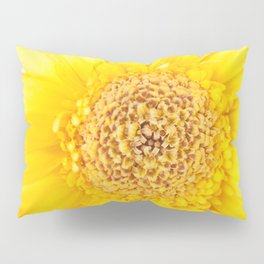 Sunny Summer Love - Yellow Gerbera #1 #decor #art #society6 Pillow Sham