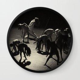 Danse contemporaine Wall Clock