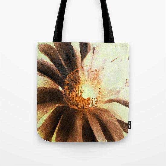 Kaktus Flower Tote Bag
