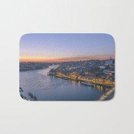 The view from Serra do Pilar - Porto and Gaia Bath Mat