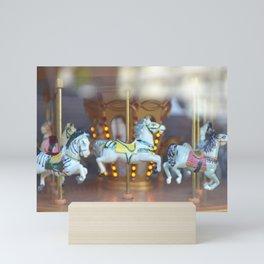 Merry-Go-Round Mini Art Print