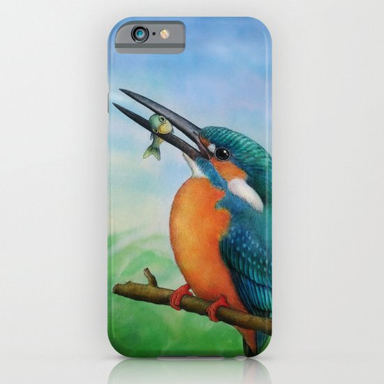 Common Kingfisher iPhone & iPod Case