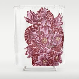 My Wherever Shower Curtain