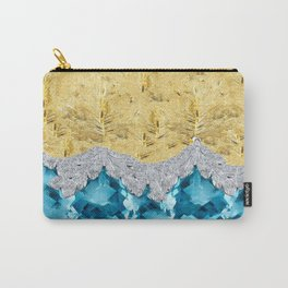 SJ Cummings : 5th Floor -Ad Maiorem Dei Gloriam Carry-All Pouch