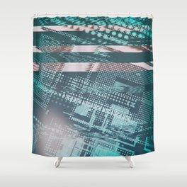 Day 0582 /// Beep4rez Shower Curtain