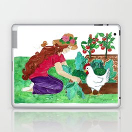 Luci an Susie - Homegrown Heaven Laptop & iPad Skin
