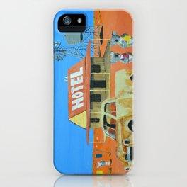 The Aussie Hotel iPhone Case