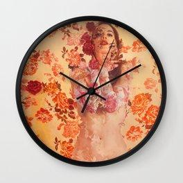 Jaquenetta Wall Clock