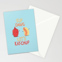 Good Old Friends Stationery Cards
