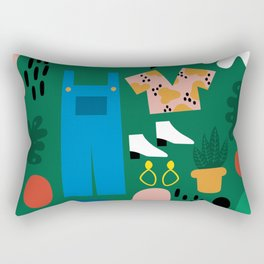 JUNGLE Rectangular Pillow