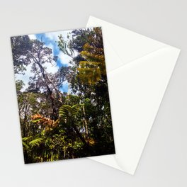 Tropical Treetops Stationery Cards